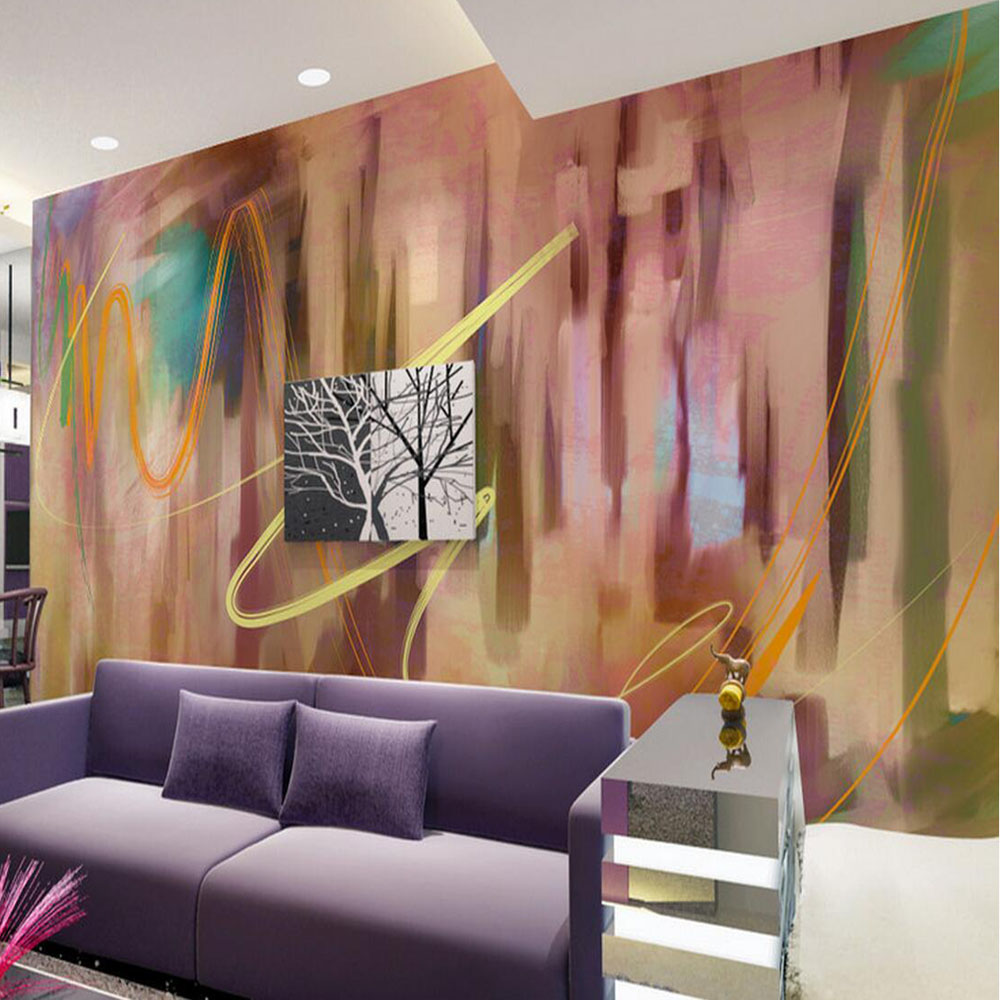 3d abstract wallpaper photo mural for living room bedroom wall decor landscape murals murales de pared 3d contact paper custom large painting home decor relief green flowers hotel background modern mural for living room murales de pared 3d wallpaper