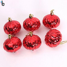 Christmas Ball Decoration Tree Ornament Pendant Onion Shaped Xmas Supplies Home Party Deco