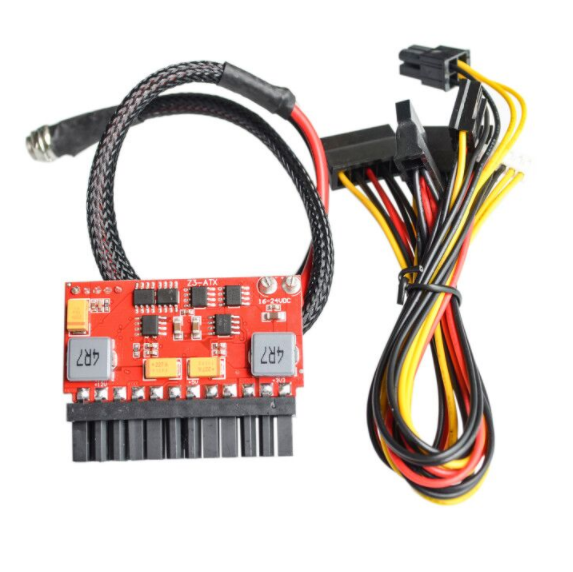 все цены на  Z3-ATX-200 200W Power Supply Module High Power 24pin mini-ITX DC ATX with 16V-24VDC Wide Range Input  онлайн