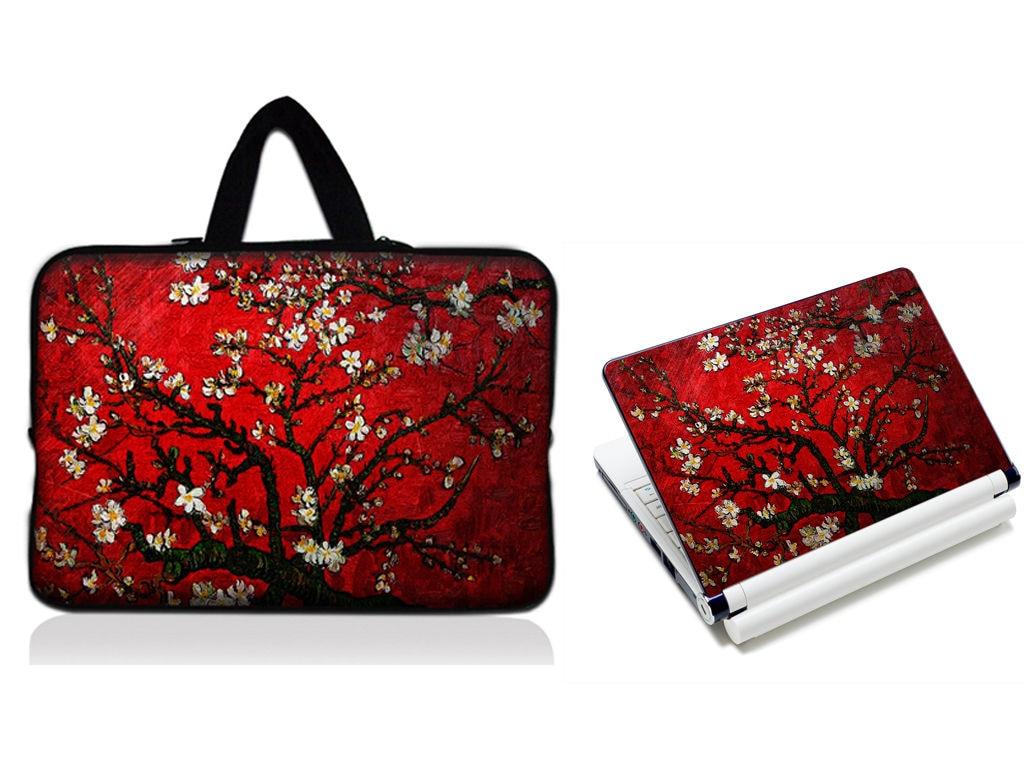 Notebook samsung kualitas - Van Gogh 12 13 3 14 15 6 Tas Laptop Lengan Notebook Kasus Pelindung