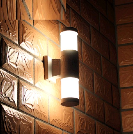 ФОТО Simple Modern Wall lamps LED Outdoor Wall Sconce Lighting Waterproof Garden Wall Lights Fixtures Aluminum Porch Lights Lamparas