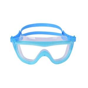 Big Frame Anti Fog Swimming Goggles kids Professionals HD Waterproof diving goggles equipment Children glasses for swimming pool
