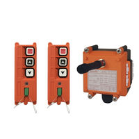 Nuevo F21 2S AC DC18V 65V 2 transmisor 1 receptor interruptor de control remoto inalámbrico grúa de