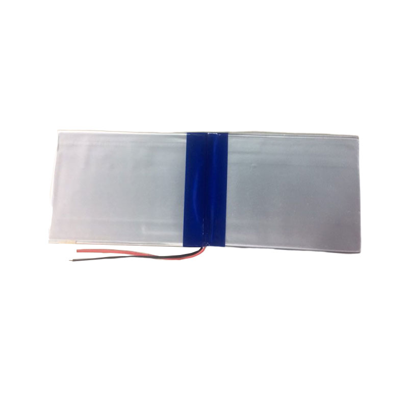<font><b>4000mAh</b></font> <font><b>3.7V</b></font> polymer lithium ion <font><b>Battery</b></font> 2 Wire Replacement Tablet <font><b>Battery</b></font> for Archos xenon 101 image