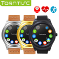 Torntisc Q2 Bluetooth Сердечного ритма Smart Watch 1.3 Дюймовый HD IPS Разрешение экрана 240*240 Smartwatch Телефон для IOS Android Phone