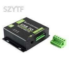 FT232RL USB na RS232/RS485/moduł TTL przesunięcie poziomu z izolacją
