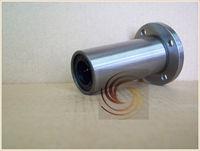 LMF80LUU 80mm x 120mm x 265mm yuvarlak flanş uzun lineer rulman 80mm çubuk mili cnc 1 adet