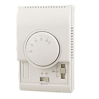 AC 220V 4A 3 Modes On Off Switch Heating Control Mechanical Thermostat ac 250v 20a normal close 60c temperature control switch bimetal thermostat