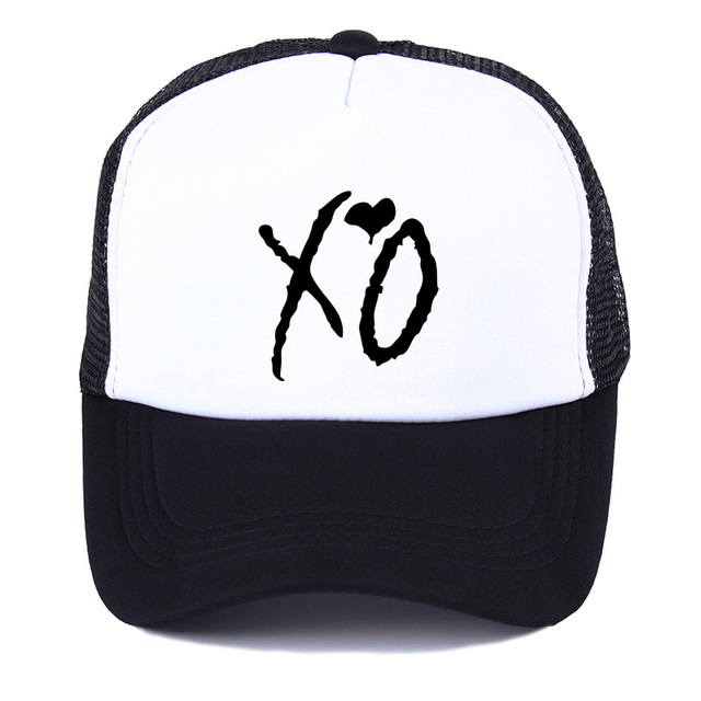 3fed44b0ce7 Fashion XO hat the Weeknd Snapback hats for men women brand hip hop Summer  net cap dad caps sun street skateboard casquette