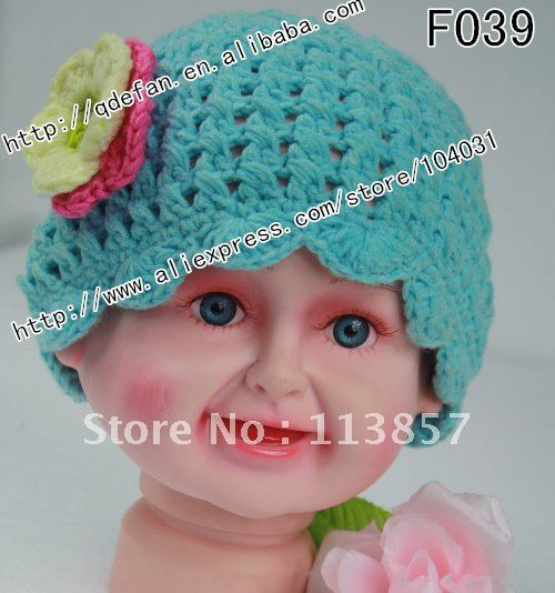 Wholesale Free Shipping 10lot 100 Cotton Toddler Knit Beanie
