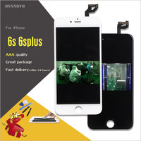 Ovsnovo All Tested LCD Ecran For IPhone 6 6s 6plus 7 6splus LCD Display Touch Glass