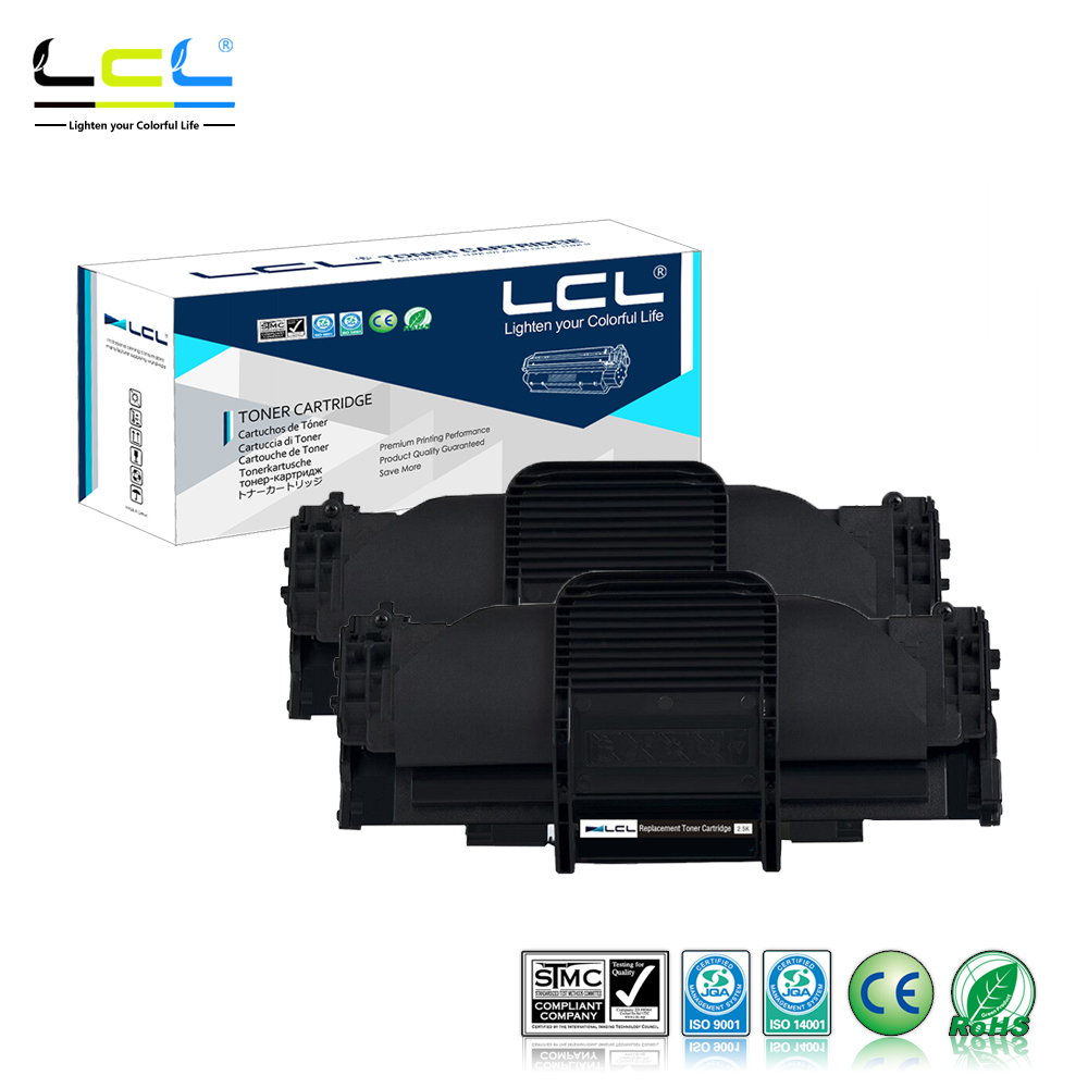все цены на  LCL MLT-D117S MLT D117S MLTD117 (2-Pack Black) Toner Cartridge Compaitble for Samsung SCX-4650F/4650N/4652F/4655F/4655FN  онлайн