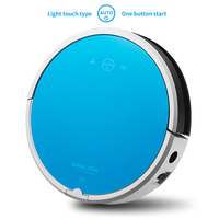 Smart Plan Type Robotic Vacuum Cleaner With Wifi G5 PRO Dry And Wet ROBOT Vacuum Cleaner