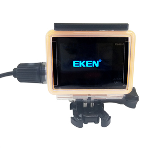 Image 3 - TUYU Diving Waterproof Case Charger Shell With USB Cable for  EKEN H5s H6s  H8R Accessories Motorcycle charging waterproof shell