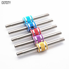 OOTDTY Mini 4wd Hexagonal Turnbuckles 4-4.5mm Self-made Parts For Tamiya Pro Tool For Installing and Removing Nut цены онлайн