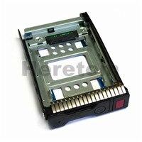 NEW Heretom 2.5 SSD Adapter Tray Converter 654540 001+3.5 SATA HDD Tray Caddy 651314 001 for ML350e ML310e SL250s Gen8 G8 DL38