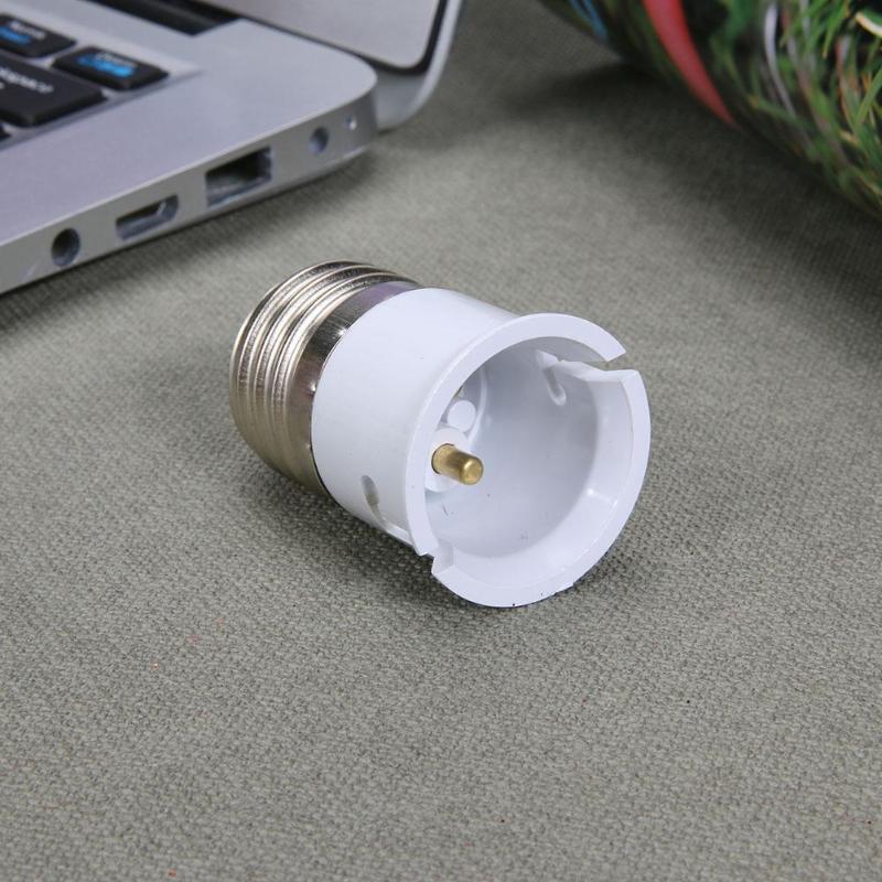 E27 в B22 Led основание лампы конверсионный держатель конвертер гнездо адаптер конвертер Свет адаптер держатель лампы Запчасти для освещения