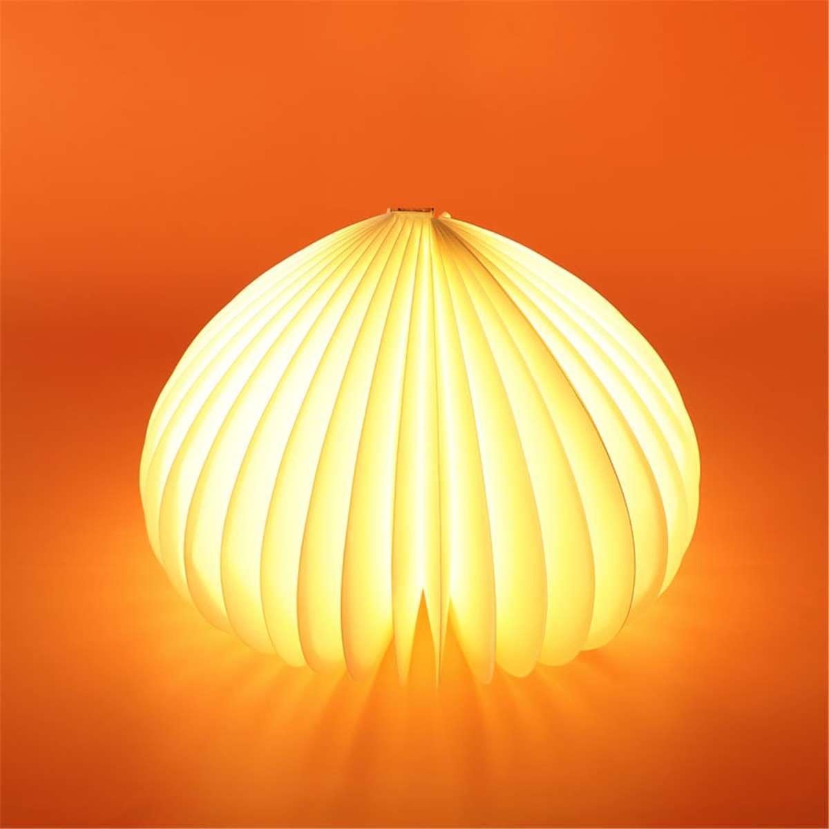 LED Usb Led Book Light Lamp Reading Light Rechargeable Mini Led Wooden Bedroom Night Light Holiday Birthday Gift Desk Decor
