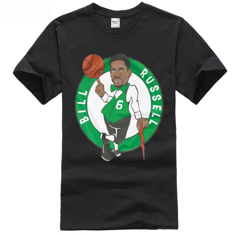 Boston basketballer player off NO.2 new top T shirt Irving men Jersey discout hot new top free shipping Tees Custom Jersey mens