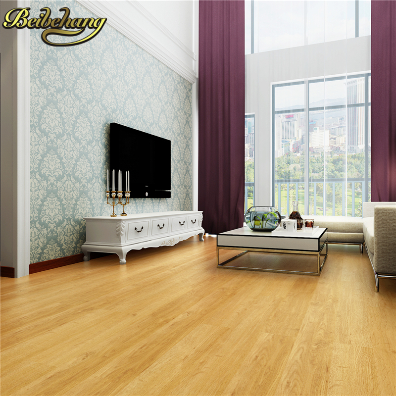 beibehang PVC 3d flooring leather self adhesive 3d floor tiles plastic water resistant wallpaper For Bedroom Wall sticker
