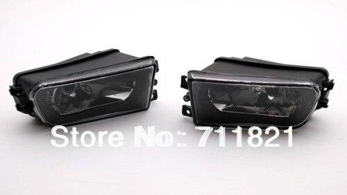 Type de réflecteur de lentille de fumée claire d'antibrouillard avant pour BMW série 5 E39 1997-2000