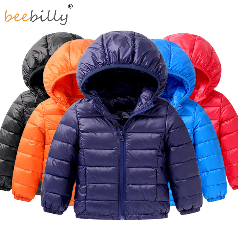 7ca8f09b4 BEEBILLY Girls Winter Jackets Boys Warm Berber Fleece Jackets ...