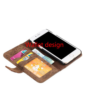 Image 4 - Luxury Phone case leather Flip cover wallet cases for samsung Galaxy S5 S6 S7 S8 S9 plus Note 5 full cover cash card holder hot