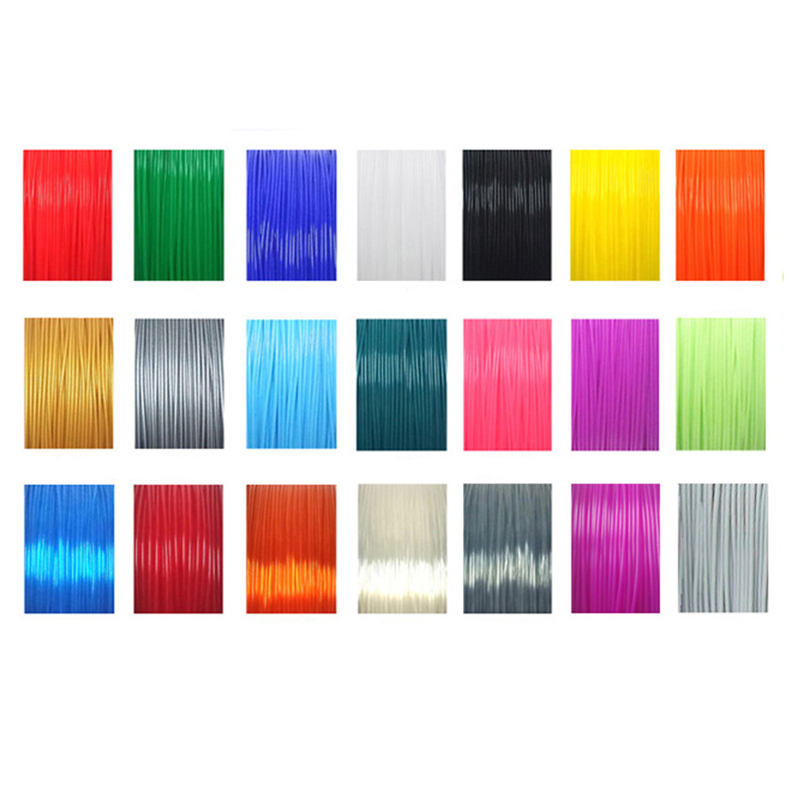 10x1.75mm Print Filament Abs Modellering Stereoscopische Voor 3d Tekening Printer Pen Drop Shipping 70928 & Reputatie Eerst