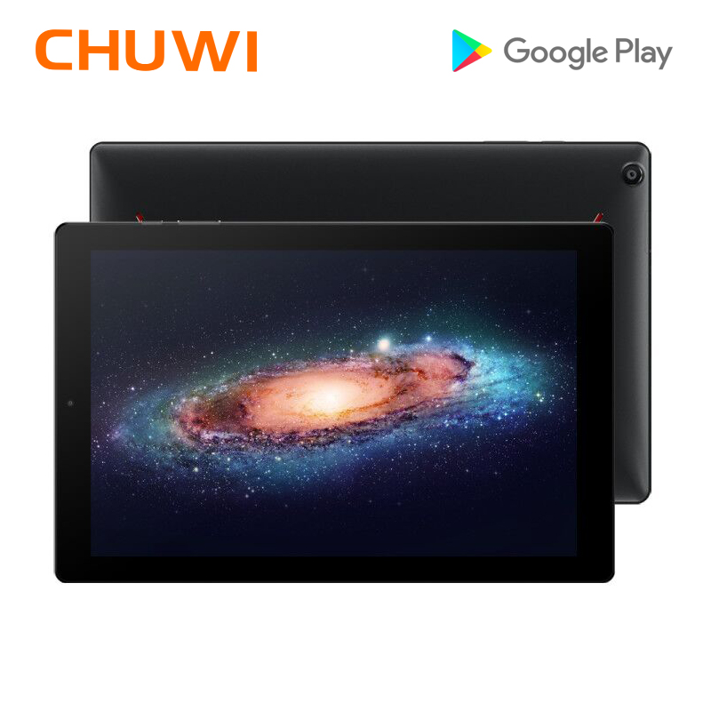 D'origine CHUWI HiPad Tablet PC MT6797 X27 Deca Core 10.1 Pouces 3 GB RAM 32 GB ROM Android 8.0 Tablet 1920*1080 WIFI Double Caméra