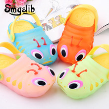 Baby Girls Sandals Toddler Kids Beach Sandals Child 2019 Summer Children Loafer For Girls Fashion Sneaker Out Flats Shoes(China)