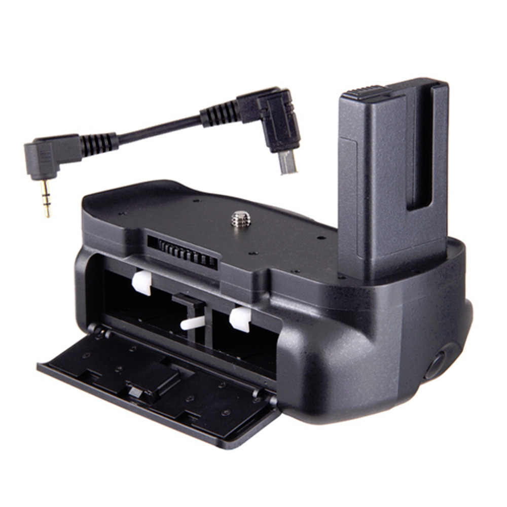 Travor BG-2G Vertical Battery Grip MB-D10 for Nikon D5300 D5200 D5100 Adapter Hot Worldwide Drop Shipping
