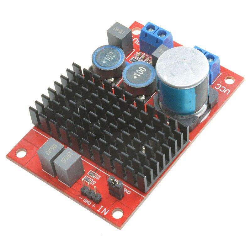 DC 12V-24V TPA3116 Mono Channel Digital Power Audio Amplifier Board BTL Out K9
