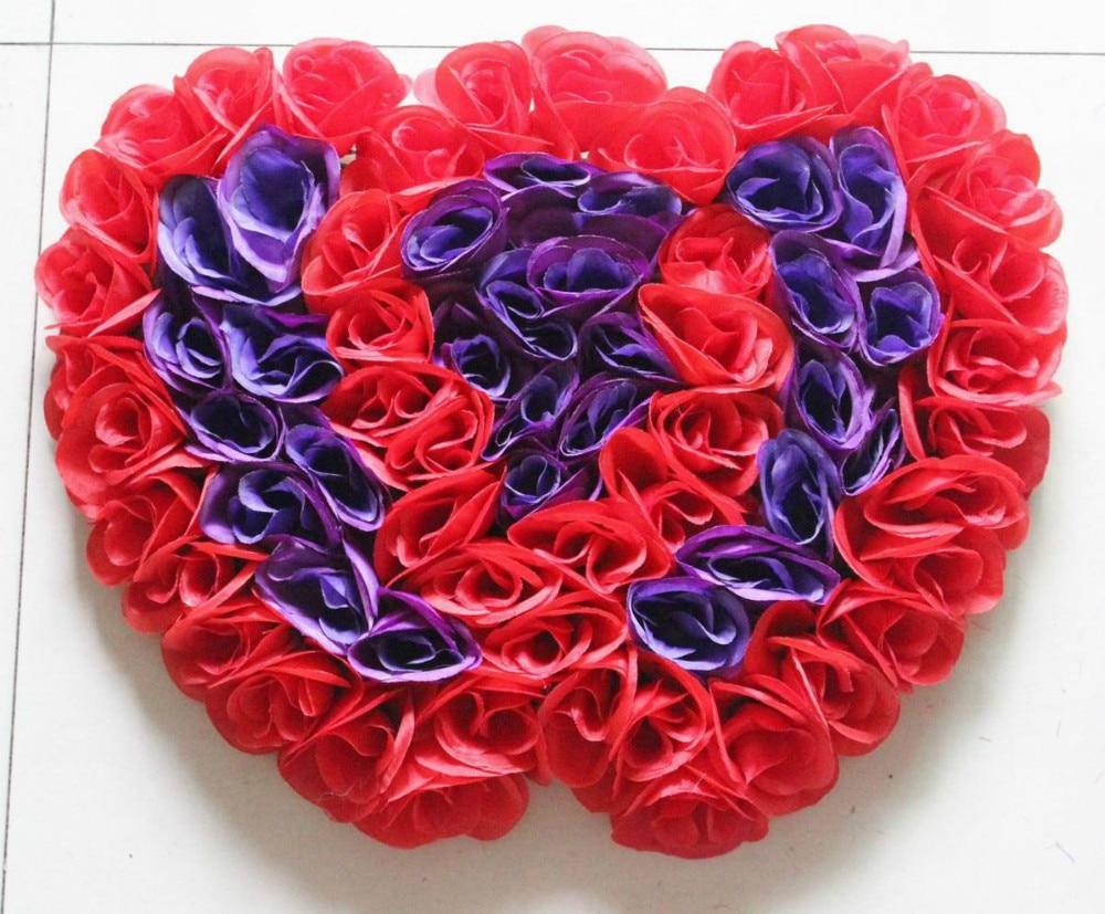 Подарок на день Святого Валентина, имитация, увлажняющая Роза, домашний стол, цветочное украшение, для учителя, украшение для праздника, укр... - 5