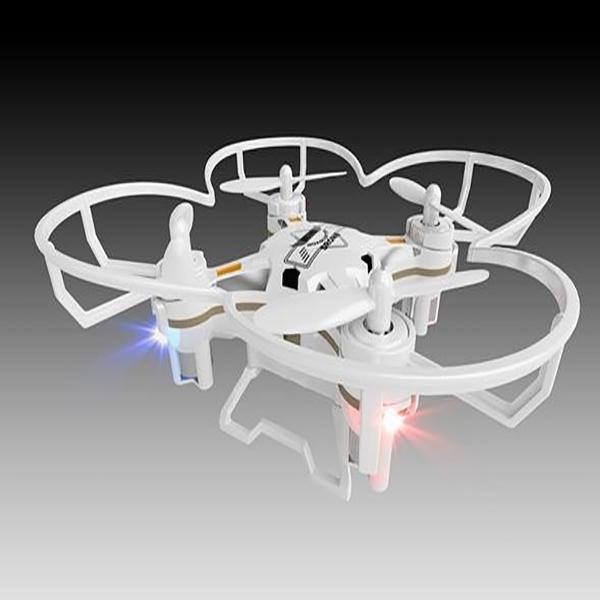 Dron FQ777-124 Bolso Zangão 4CH 6 Eixos Giroscópio Quadcopter Quadrocopter Com Switchable Controlador UAV RTF mini Helicóptero do RC zangão