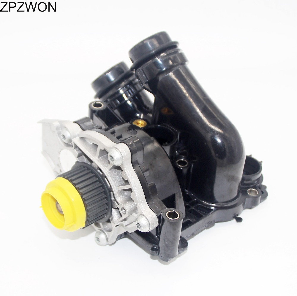 06H121026 Engine Water Pump Assembly For VW Golf Jetta GLI GTI MK6 Passat B7 Tiguan CC A3 S3 A4 A5 A6 Q3 Q5 TT EA888 1.8T 2.0T-in Water Pumps from Automobiles & Motorcycles    3