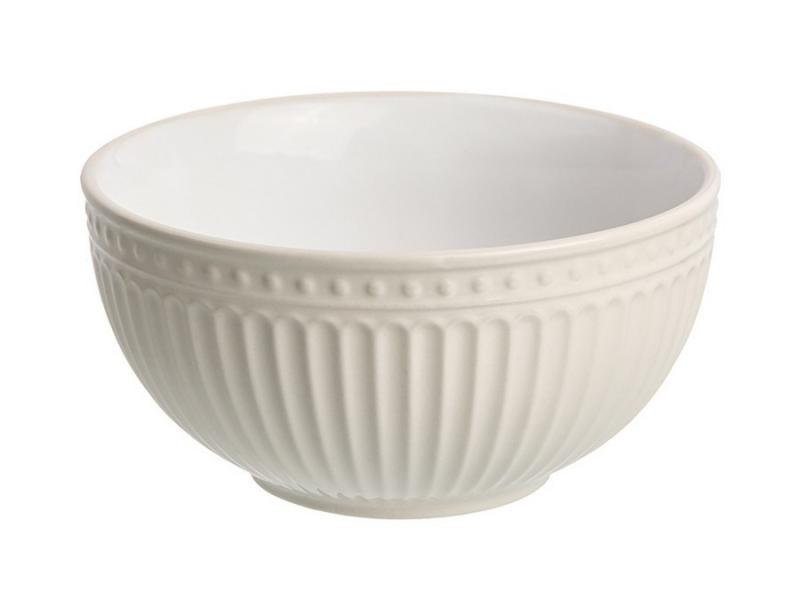 Салатник Elan gallery, Пастель, 13,5 см, топленое молоко салатник elan gallery пастель 13 3 см сиреневый