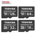 TOSHIBA Micro SD Card 128GB 64GB SDXC Class 10 UHS-I U3 Memory Card SDHC 16GB 32GB TF/microsd SD Micro Card