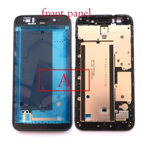 """Image 4 - front lcd screen middle bezel Battery Door Back Cover Housing Case for Huawei Y3 2017/Y3 2018/Y5 lite 2017  5.0"""""""