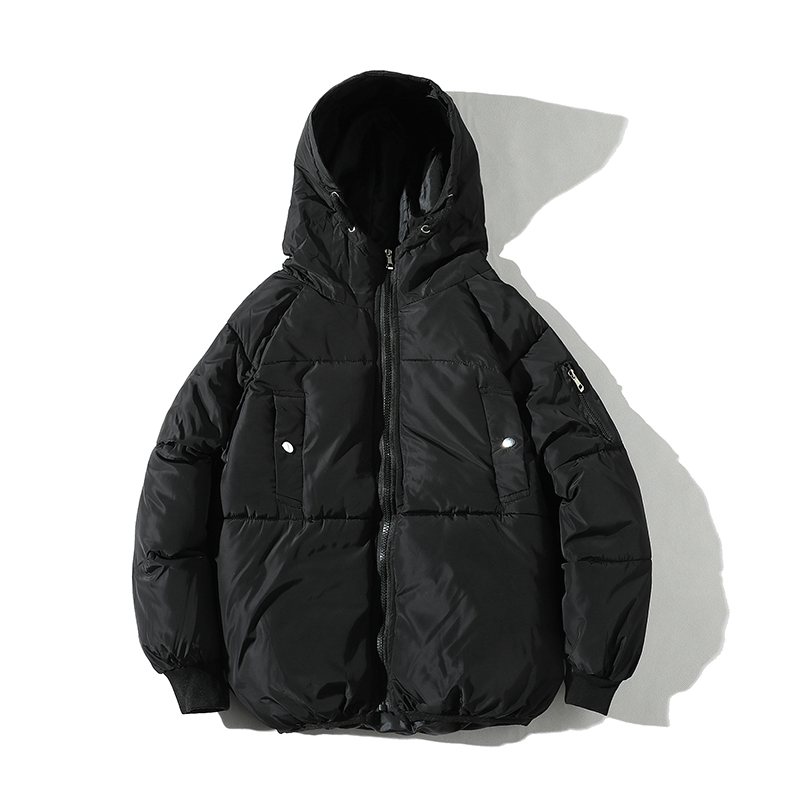 Drop Shipping winter jacket men streetwear   parka   hombre invierno fashion hip hop outwear overcoats ABZ97