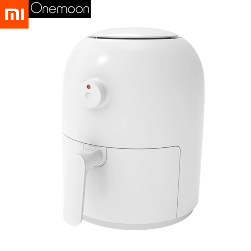 Xiaomi Mijia Onemoon Air Fryer Household Intelligent No Fumes High Capacity Electric Fryer French Fries Machine