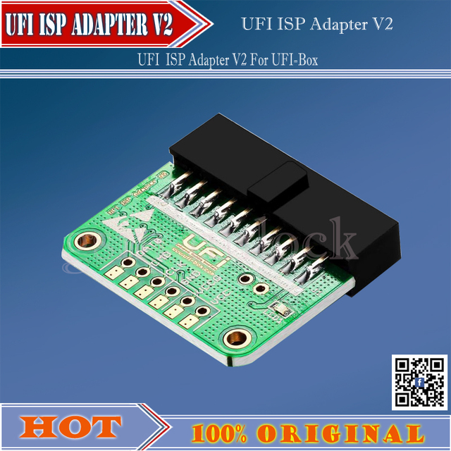 Adattatore ISP UFI adattatore V2 / ufi per scatola ufi box/UFI