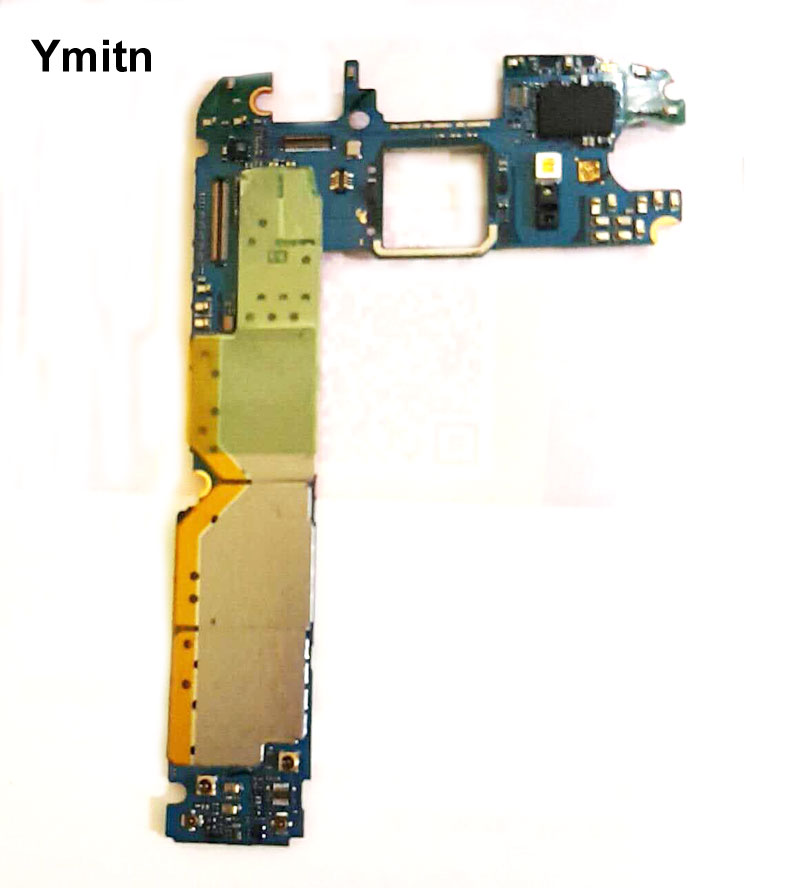 Ymitn Unlocked With Chips Mainboard For Samsung Galaxy S6 G920 G920F LTE Motherboard Europe Version 32GB Logic Boards
