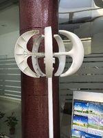 Free Shipping Easy Installation 200W 12V 24VDC Vertical Wind Power Generator Wind Turbine