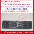 1 unids control remoto para singapur qbox 5000 hdc, 4000 hdc, caja negra 700hdc, HDC-808 más, 608 más, MUX HDC800SE apoyar, 900se, MVHD HD800C-VI
