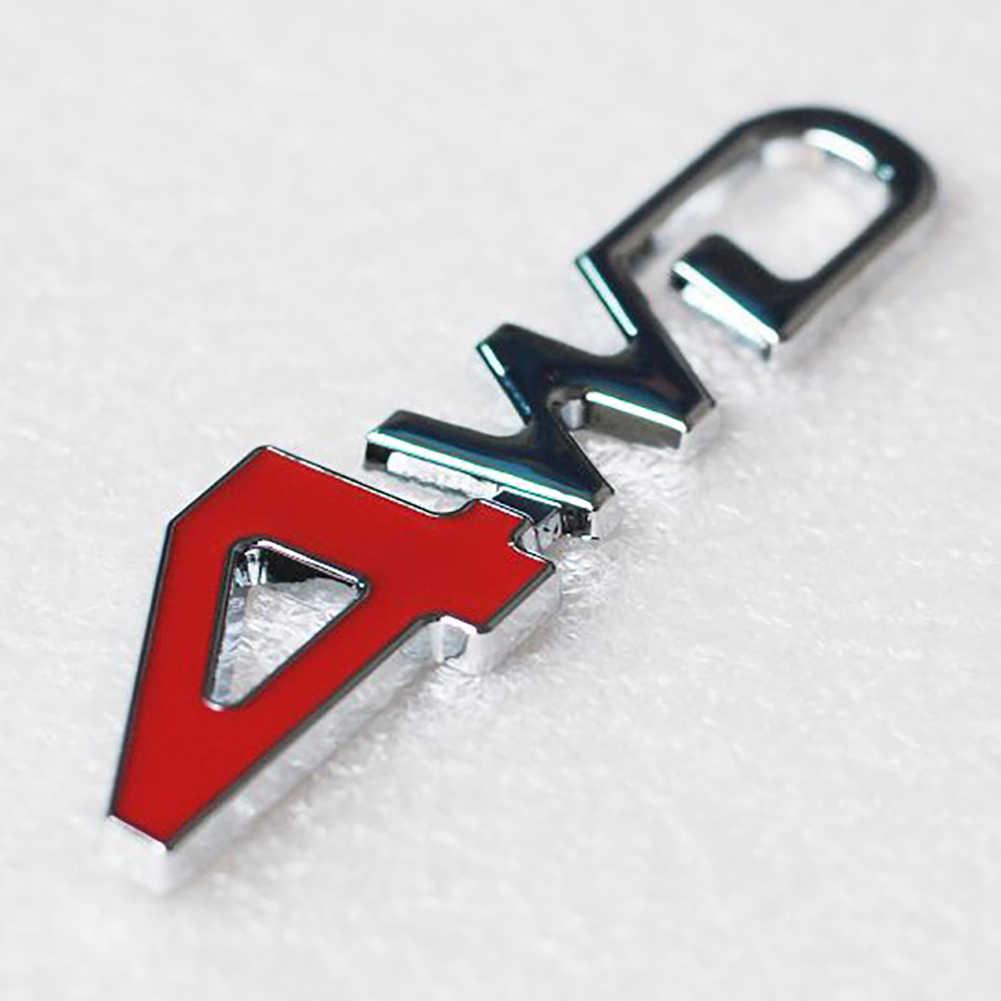 1 Pc naklejki samochodowe Sline znak 4WD naklejka Fender naklejka godło Decor naklejka