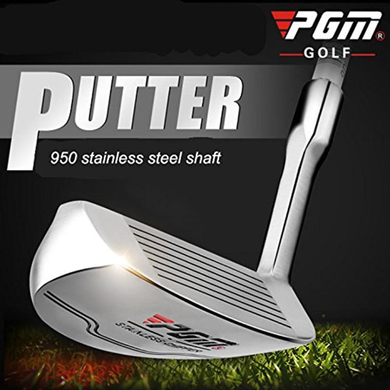 CRESTGOLF PGM Stainless Steel Men's Right Handed Golf Putter & Chippers Golf Wedge TuG019# pgm pt 002 men s zinc aluminum alloy golf putter white