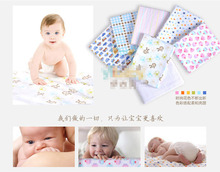 4 pcs/lot bed sheet 102*76cm newborn Baby bed sheets crib Flannel and Cotton infant cot sheets Bedding Set