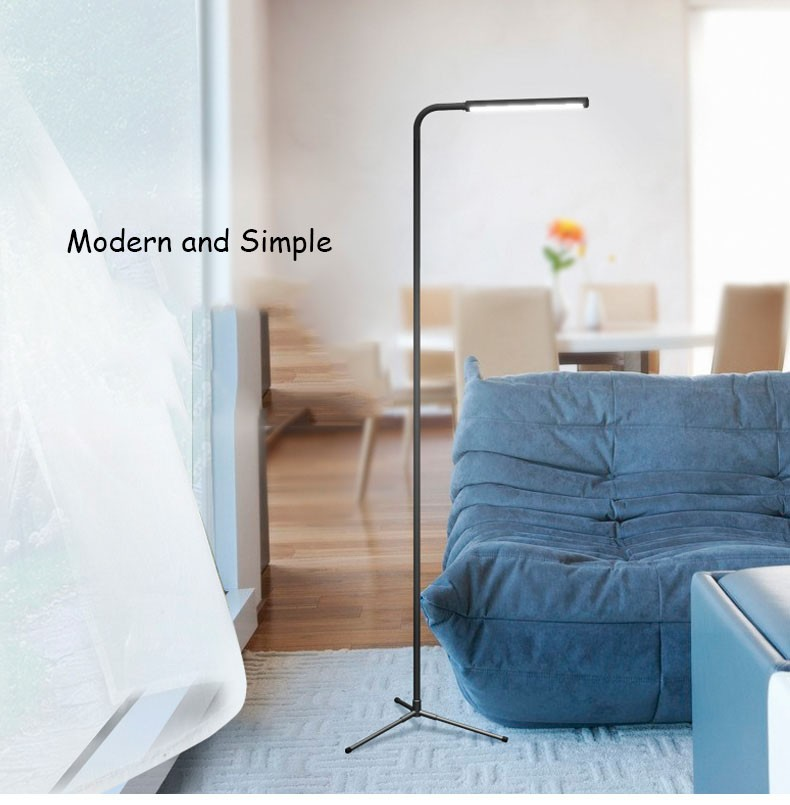 Modern Simple Smart Standing Floor Lamp