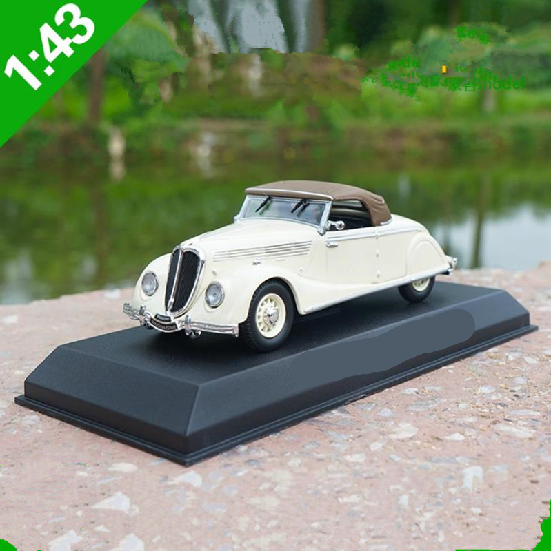 High Simulation 1:43 Scale Alloy Renault Classic Car, NOREV Renault Renault Viva Grand Sport,Collection Model,free Shipping