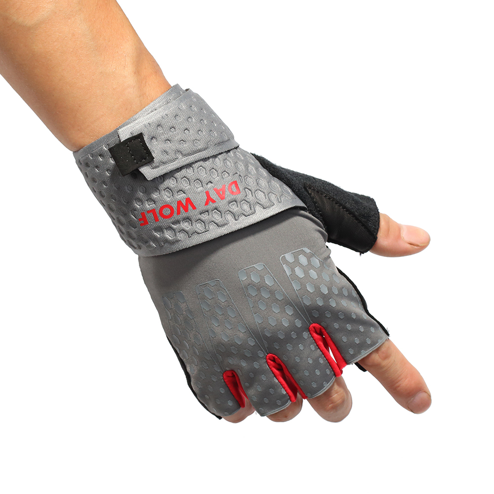Training gloves leather palm great grip for running fitness Exercise General Workouts lifting GYM Breathability&Comfort